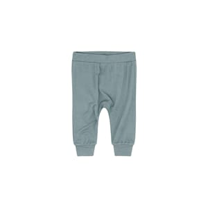 Bamboo Jogging trousers sea green - Hust & Claire