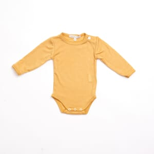 Baby body Yellow - Lilli & Leopold