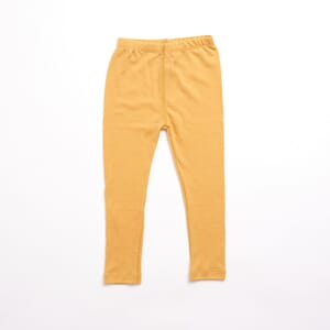 Tights Yellow (baby) - Lilli & Leopold