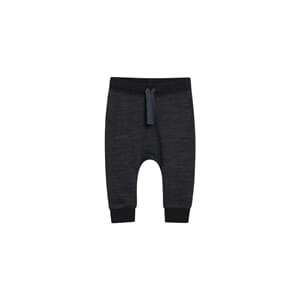 Gaby Jogging Trousers ull/bambus grey - Hust & Claire