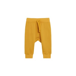 Gaby Jogging Trousers ull/bambus canary - Hust & Claire