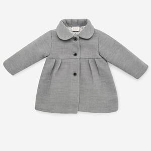 6dd152e7 Grey coat - Paz Rodriguez ...