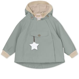 Wai Jacket chinois green - Mini A Ture