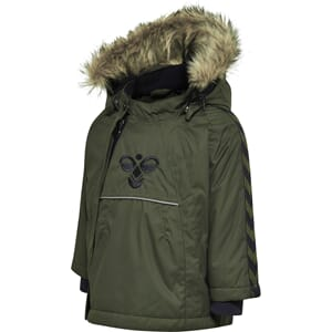 Jessie Jacket olive night - Hummel