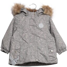 Jacket Eja grey (baby) - Wheat