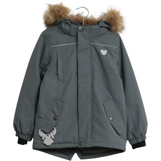 Jacket Vilmar stormy weather (baby) - Wheat