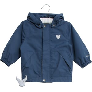 Jacket Tom (baby) indigo - Wheat