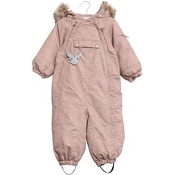 Snowsuit Nickie powder - Wheat