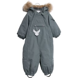Snowsuit Nickie stormy weather - Wheat
