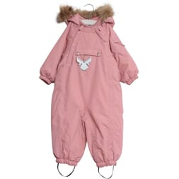 Snowsuit Nickie blush - Wheat