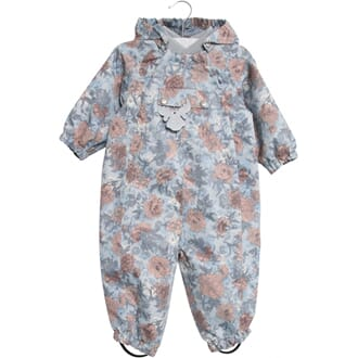 Suit Outdoor (baby) pearl blue - Wheat