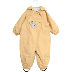 Suit Outdoor (baby) yellow - Wheat