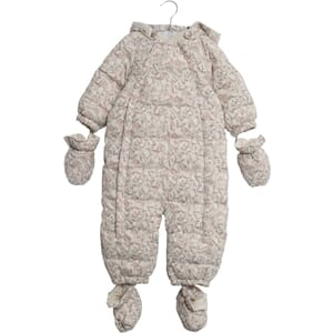Down Suit Bambi pale rose - Wheat