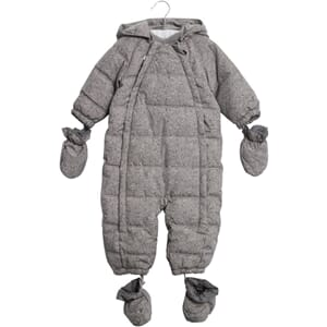 Down Suit Mickey grey - Wheat