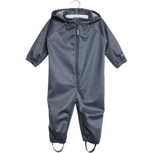 Softshell suit greyblue - Wheat