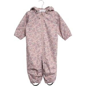 Softshell suit rose powder - Wheat