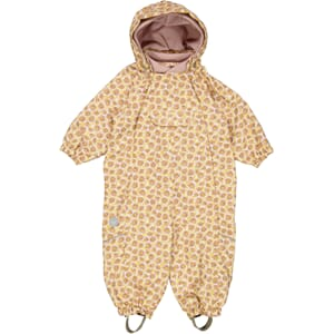 Outdoor suit Olly Tech powder flowers - Wheat