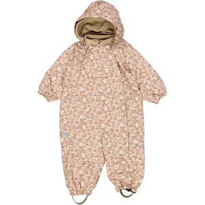 Outdoor suit Olly Tech rose flowers - Wheat