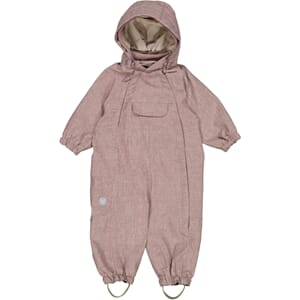Outdoor suit Olly Tech lavender melange - Wheat