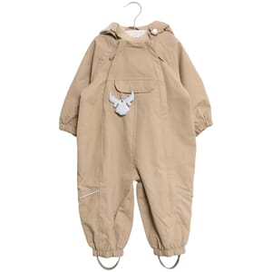 Outdoor suit Olly Tech rocky sand - Wheat