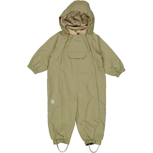 Outdoor suit Olly Tech dusty green - Wheat