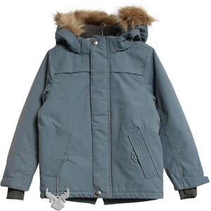 Jacket Julian Tech blue mirage - Wheat