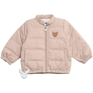 Down Jacket Baby powdermelange - Wheat