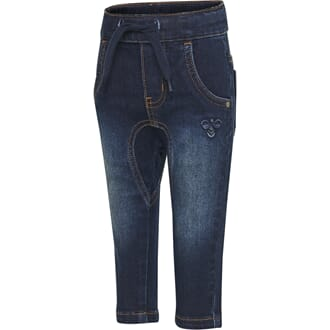 Leo pants Dark denim - Hummel