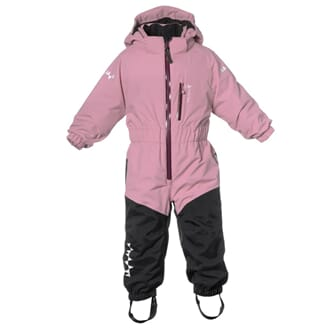 Penguin Snowsuit Dusty Pink - Isbjørn of Sweden