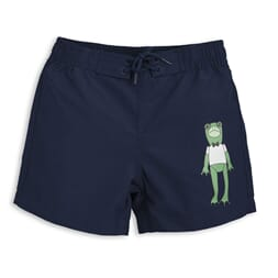 Frog Sp Swimshorts navy - Mini Rodini
