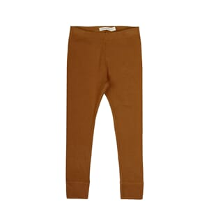 Rib leggings golden olive - Phil & Phae