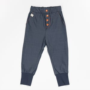 Hai Button Pants mood indigo - Albababy