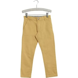 Chino dark straw - Wheat