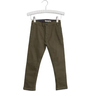 Trousers Lukas army leaf - Wheat