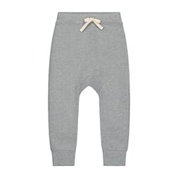 Baggy Pant Seamless Grey Melange - Gray Label