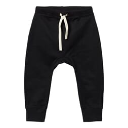 Baggy Pant Seamless Nearly Black - Gray Label