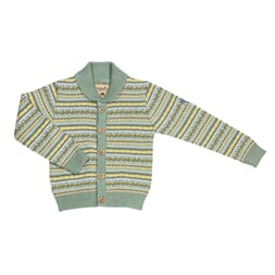 Theo cardigan china green - MeMini