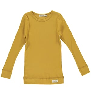 Plain Tee LS golden - MarMar