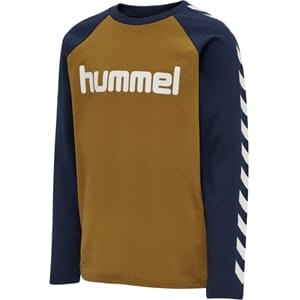 Boys T-Shirt L/S rubber - Hummel