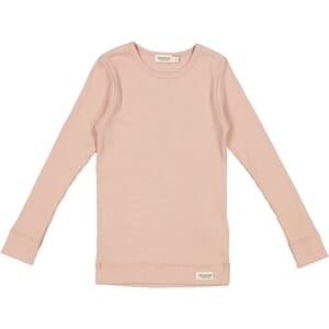 Plain Tee LS light cheek - MarMar