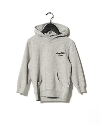 Sometime Hoodie Grey Melange - Sometime Soon