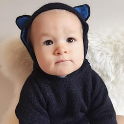 Reversible Animal Hoodie - Waddler