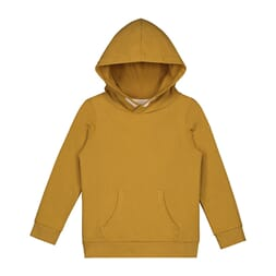 Classic Hooded Sweater mustard - Gray Label