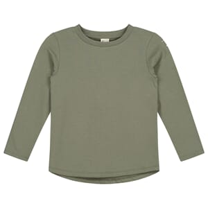 L/S Tee Moss - Gray Label