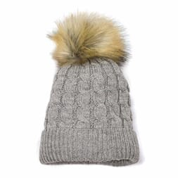 North Beanie grey - MeMini