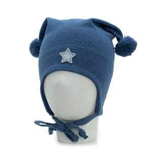 Windproof hat star jeans - Kivat