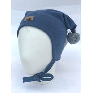 Windproof hat dark blue - Kivat