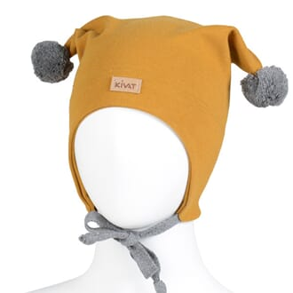 Windproof hat oker - Kivat