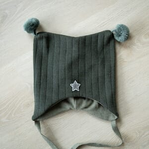 Joker hat star olive green/leaf green - Kivat