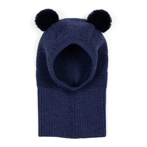 Knotty Single Hat Navy - Huttelihut